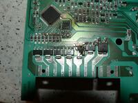 Zmywarka BEKO DIN 5830 - Uszkodzony triak Z3M (ale dlaczego)