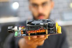 Kontroler obrotów PWM o mocy do 2000 W