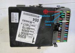 Laguna 2 1.6 2006r. - Nie działają wycieraczki - pali bezpiecznik