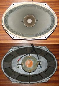 staaary głośnik - prośba o identyfikację