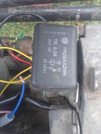 ursus c328 alternator elmot ? - jak podłączyć ? żeby ładowal jak poprzednio