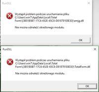 Logi - Mulenie Komputera problemy