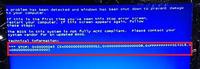 Lenovo 100-15IBY - Blue screen przy instalacji Windows 7.