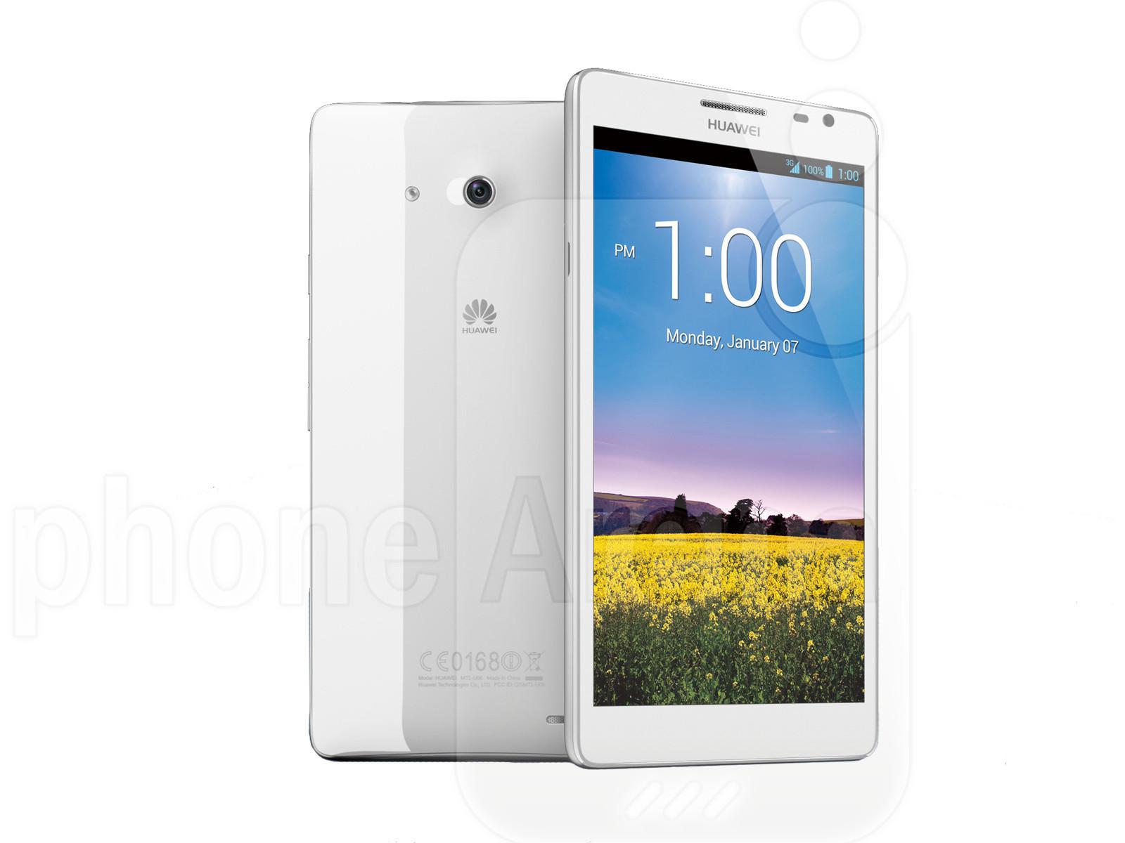 """Huawei Ascend Mate - smartphone z 6,1"""" ekranem Full HD wkr�tce w sprzeda�y"""