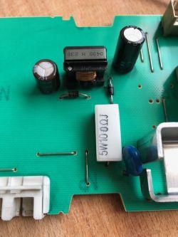 Bosch WLX24460PL - Blackout