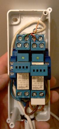 Satel Integra 64 - Czujnik światła