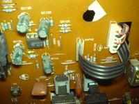 Samsung SCM-6900 - Cisza w g�o�nikach, STK4181 sprawny.
