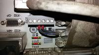 Sinumerik 810D, Tokarka Geminis, brak komunikacji z PLC