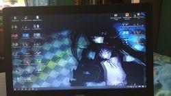 Acer Aspire v15 Skaczący ekran poziomo