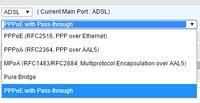 Pentagram P6341 - WiFi we współpracy z Livebox 2.0
