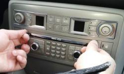 Citroen C5 - Nie można podłączyć telefonu przez bluetooth do auta