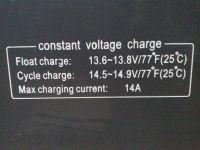 Podłaczenie akumulatora samochodowego do napiecia 13,5v