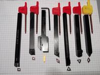 [Sprzedam] Noże i płytki do tokarki CCMT DCMT MGMN APTM