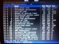 Lenovo G580 - HDD bios widzi/nie widzi, błąd odczytu danych na dysku