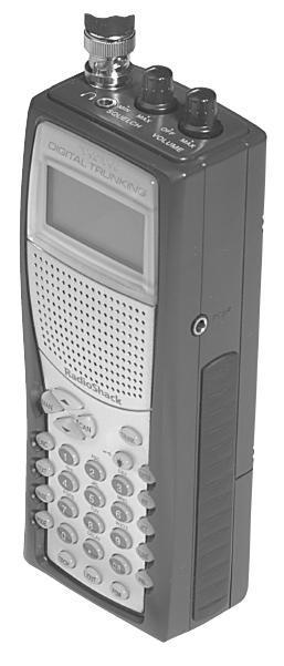 RadioShack PRO-96, PRO96 Instrukcja EN