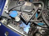 Peugeot 806 2.0HDI - Przeróbka podgrzewacza WEBASTO - pomysł