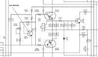 Problem ze schematem - Kino domowe Denon AVR-2105
