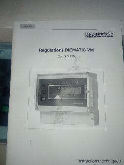 [Sprzedam] Sterownik kotła DieDietrich Diematic VM Colis AD120