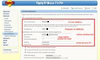 7320 - Ustawienie FritzBox 7320