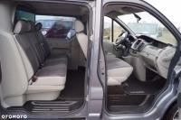 Opel Vivaro 5 osobowy - Pokrowce do Opla Vivaro 5 os
