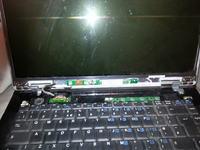Brak 19V na inwerterze. Siemens Amilo LI1718