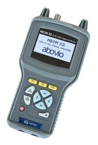 NEON S2 DVB-S/S2 - Miernik Abovio NEON do anten sat. - opinie, uwagi proszę