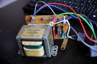 Transformator - nieznane parametry