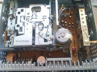 Radio sony- przeróbka na wzmacniacz