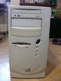 [Oddam] Komputer - K7VZA, Duron 950MHz, 896MB RAM
