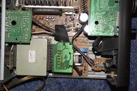 Amplituner Technics SA-AX7 i niedziałający subwoofer