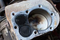 Briggs 5hp I/C - Czy warto czyścić taki silnik?