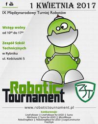 [01.04.2017] Robotic Tournament - Rybnik.