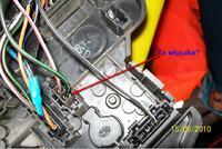 VW Golf 3 1,9 tdi swiec� prawe kierunki z bezpiecznikiem 21