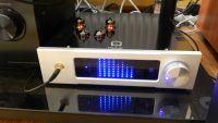 Lampowy wzmacniacz słuchawkowy OTL klasa A