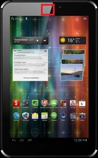 Prestigio Multipad 2 Pro Duo 7.0 (PMP5670C_DUO)-Ekran nie kontaktuje