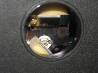 Tani projektor laserowy - beam show