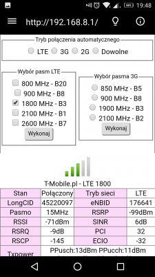 Jaka antena do modemu Huawei B525 Bielany Wrocławskie