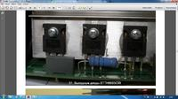 Telwin Tecnica 164- brak zasilania 15V