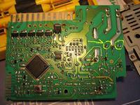 Zmywarka Ariston LI 620 Mruga szybko 4 dioda od lewej