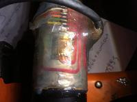 TENSOMETR pomiar wychylenia drazka symulator