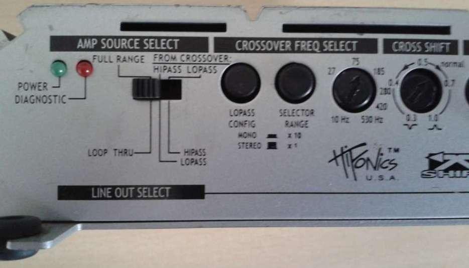 HiFonics, ReAudio - Subwoofer gra zbyt cicho