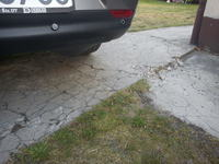Czujnik parkowania - sensory 4 pinowe