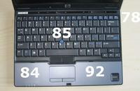 HP 2510p - podejrzenie co do grzania si� sprz�tu