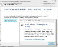 HP LaserJet Pro MFP M127FN - Drukarka nie drukuje plików MS Office