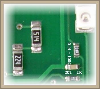 Programator do Amica PC5580A413 - jaka wartość rezystora.