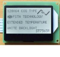 Wyświetlacz COG ze sterownikiem ST7565R interfejs SPI