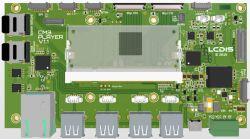 CM3 PLAYER - płyta bazowa dla Raspberry Pi Compute Module 3+