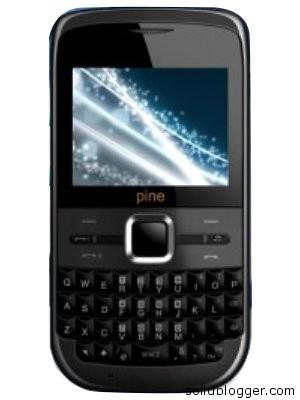 Pine Bee 2 - indyjski telefon dual SIM z kl. QWERTY