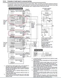 Mitsubishi FX3U - Podłączenie modułu ENET