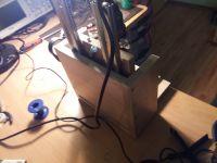 Solidny statyw do wiercenia PCB niskim kosztem